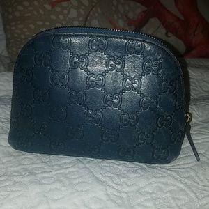 Vintage Gucci Makeup Bag